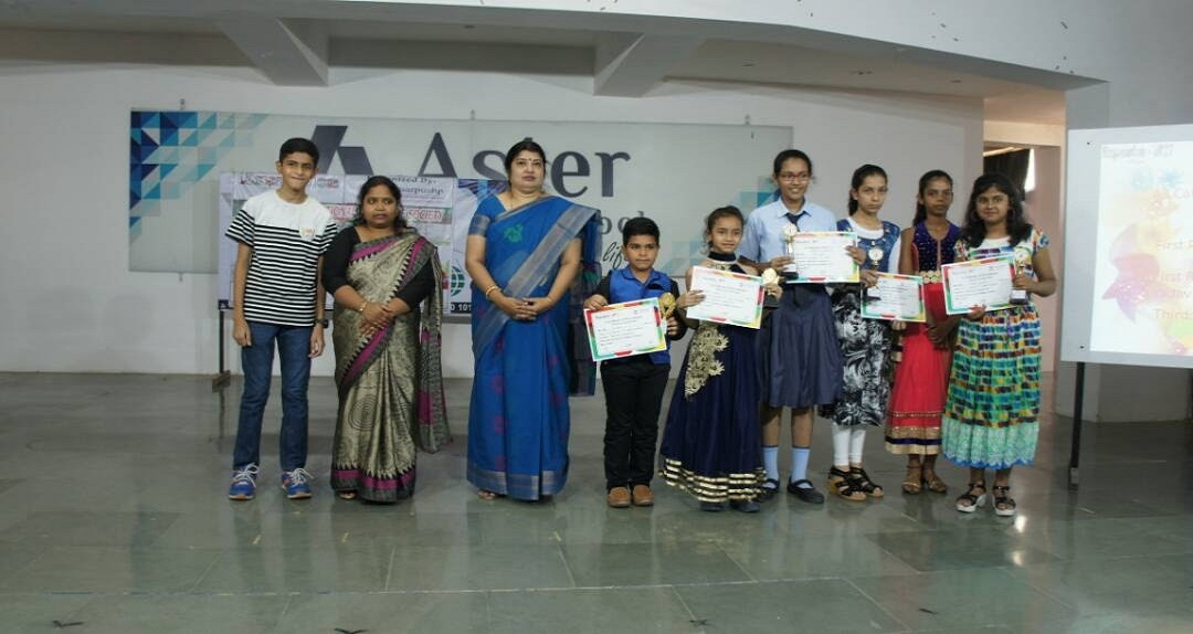 Expression | A Drawin g Competition 2016 -2017 Prize Distribution Ceremony