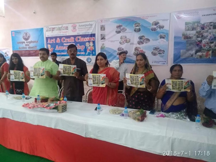 National Drawing Competition Launched by Mayor Abhilasha Gupta Nandi, Allahabad